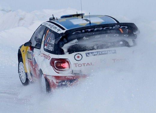 Pneumatici invernali Michelin Alpin dai produttori dei pneumatici del mondiale rally