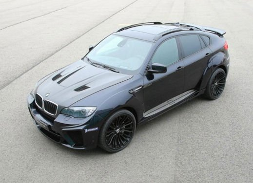 Bmw X6 M Typhoon By G Power Infomotori