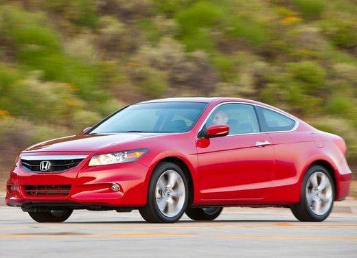 Nuova Honda Accord Coupé - Foto 16 di 23