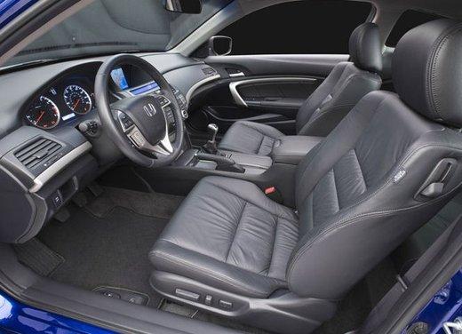 Nuova Honda Accord Coupé - Foto 23 di 23