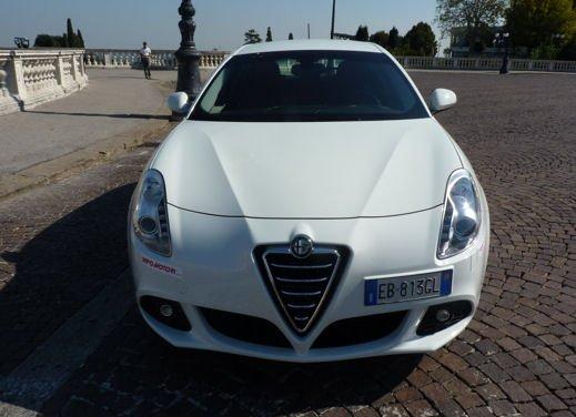 Alfa Romeo Giulietta a tutto gas con il 1400 Turbo benzina GPL da 120 CV - Foto 8 di 48