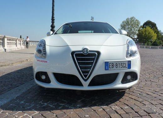Alfa Romeo Giulietta a tutto gas con il 1400 Turbo benzina GPL da 120 CV - Foto 9 di 48