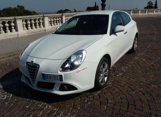 Alfa Romeo Giulietta a tutto gas con il 1400 Turbo benzina GPL da 120 CV - Foto 19 di 48