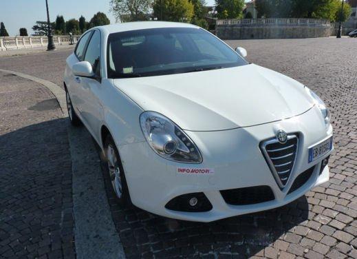 Alfa Romeo Giulietta a tutto gas con il 1400 Turbo benzina GPL da 120 CV - Foto 20 di 48