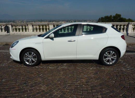 Alfa Romeo Giulietta a tutto gas con il 1400 Turbo benzina GPL da 120 CV - Foto 21 di 48