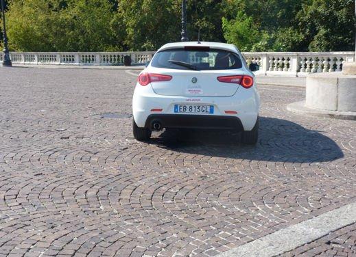 Alfa Romeo Giulietta a tutto gas con il 1400 Turbo benzina GPL da 120 CV - Foto 26 di 48