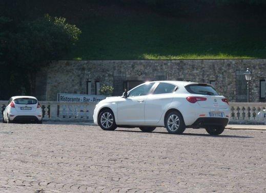 Alfa Romeo Giulietta a tutto gas con il 1400 Turbo benzina GPL da 120 CV - Foto 27 di 48