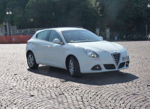 Alfa Romeo Giulietta a tutto gas con il 1400 Turbo benzina GPL da 120 CV - Foto 31 di 48