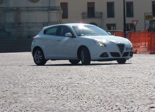 Alfa Romeo Giulietta a tutto gas con il 1400 Turbo benzina GPL da 120 CV - Foto 34 di 48