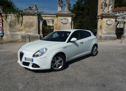 Alfa Romeo Giulietta a tutto gas con il 1400 Turbo benzina GPL da 120 CV - Foto 36 di 48