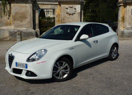 Alfa Romeo Giulietta a tutto gas con il 1400 Turbo benzina GPL da 120 CV - Foto 37 di 48