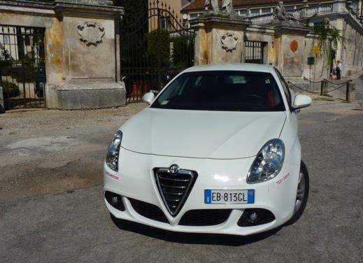 Alfa Romeo Giulietta a tutto gas con il 1400 Turbo benzina GPL da 120 CV - Foto 38 di 48
