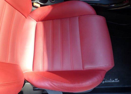 Alfa Romeo Giulietta a tutto gas con il 1400 Turbo benzina GPL da 120 CV - Foto 45 di 48