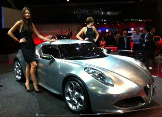 Alfa Romeo 4C prodotta da Maserati a Modena - Foto 5 di 10