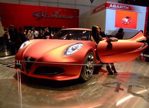 Alfa Romeo 4C prodotta da Maserati a Modena - Foto 6 di 10