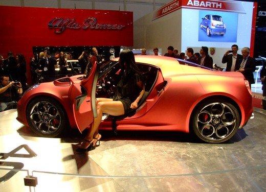 Alfa Romeo 4C prodotta da Maserati a Modena - Foto 7 di 10