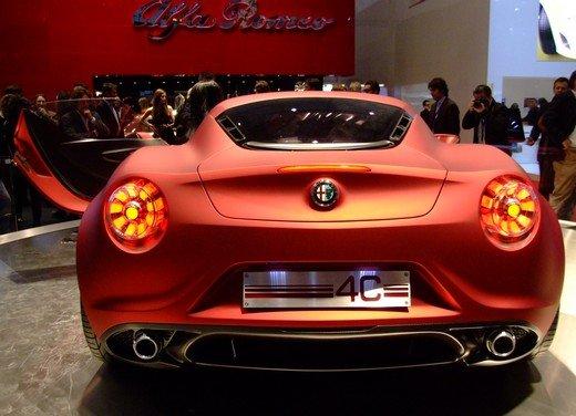 Alfa Romeo 4C prodotta da Maserati a Modena - Foto 8 di 10