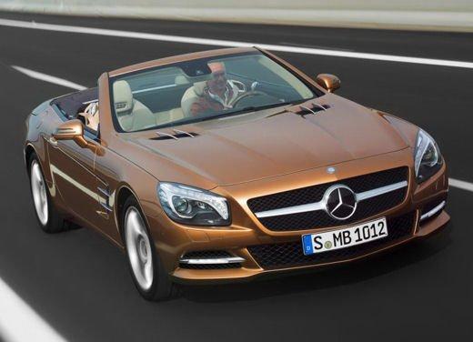 Nuova Mercedes SL – Video ufficiale