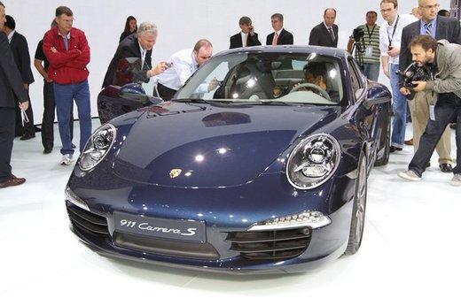 Porsche 911 Carrera e Carrera S by Techart - Foto 9 di 16