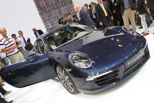 Porsche 911 Carrera e Carrera S by Techart - Foto 11 di 16