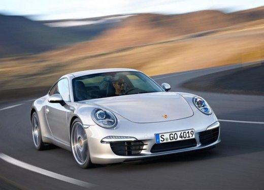 Porsche 911 Carrera e Carrera S by Techart - Foto 15 di 16