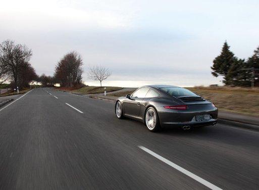Porsche 911 Carrera e Carrera S by Techart - Foto 3 di 16