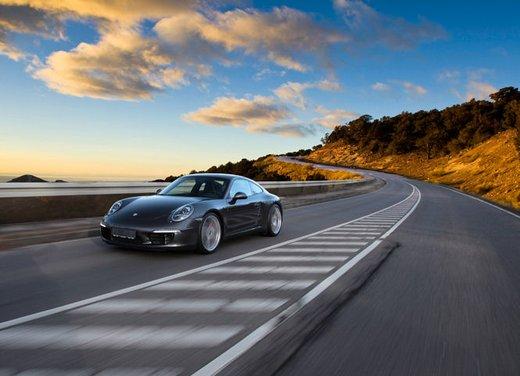 Porsche 911 Carrera e Carrera S by Techart - Foto 1 di 16