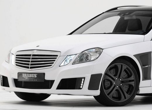 Mercerdes Classe E Full Electric by Brabus - Foto 10 di 32