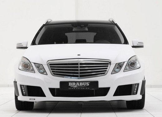 Mercerdes Classe E Full Electric by Brabus - Foto 8 di 32