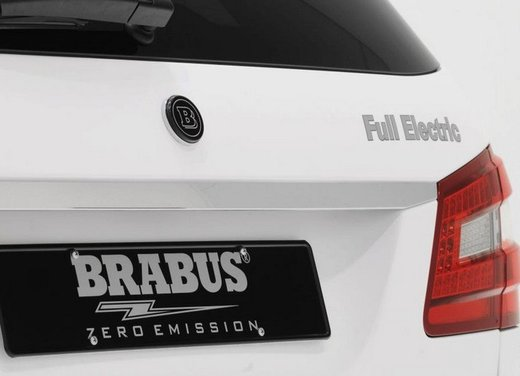 Mercerdes Classe E Full Electric by Brabus - Foto 16 di 32