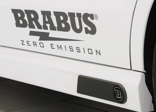 Mercerdes Classe E Full Electric by Brabus - Foto 17 di 32