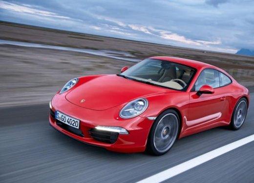 Porsche 911 Carrera e Carrera S by Techart - Foto 16 di 16