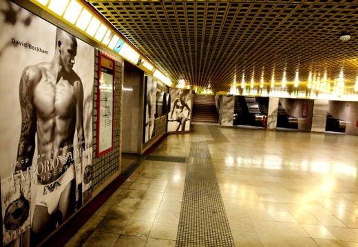 Prefetto di Milano precetta i macchinisti della linea rossa della Metro di Milano per salvare la Fiera - Foto 4 di 5