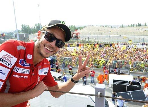 Buon compleanno Valentino Rossi