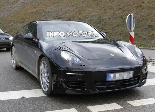 Nuova Porsche Panamera Facelift 2013 - Foto 2 di 9