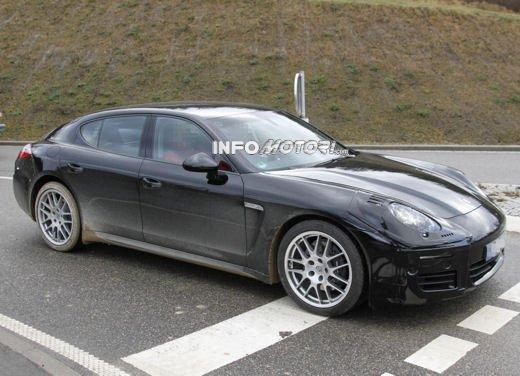 Nuova Porsche Panamera Facelift 2013 - Foto 4 di 9