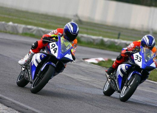 Yamaha R6 e R125 Cup 2012 - Foto 9 di 16