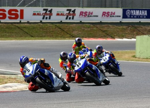 Yamaha R6 e R125 Cup 2012 - Foto 14 di 16
