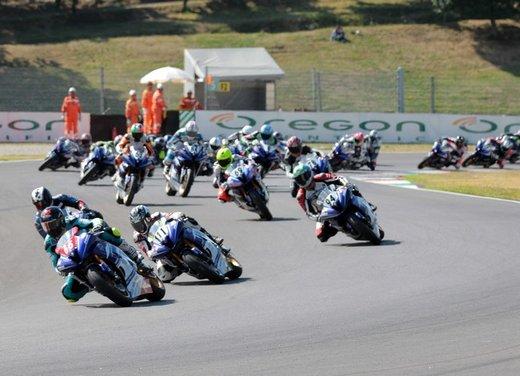 Yamaha R6 e R125 Cup 2012