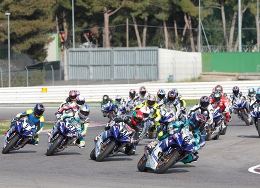 Yamaha R6 e R125 Cup 2012 - Foto 5 di 16