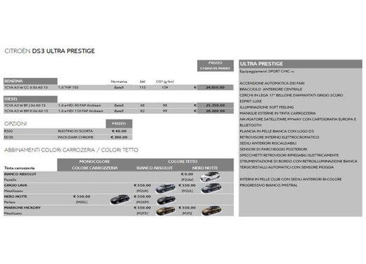 Citroen DS3 Ultra Prestige - Foto 6 di 12