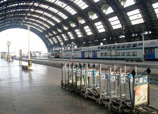 Sciopero treni Trenitalia venerdì 8 marzo 2013 - Foto 4 di 12