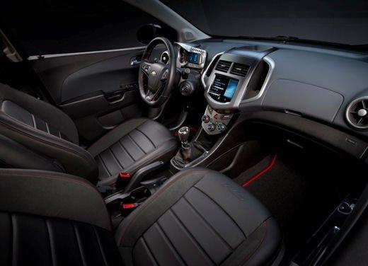 Vendite Chevrolet a + 10,9% in Europa spinte da Chevrolet Aveo e Chevrolet Spark - Foto 10 di 14