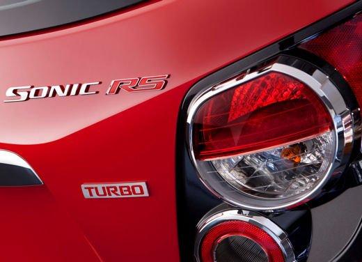 Vendite Chevrolet a + 10,9% in Europa spinte da Chevrolet Aveo e Chevrolet Spark - Foto 13 di 14