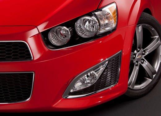 Vendite Chevrolet a + 10,9% in Europa spinte da Chevrolet Aveo e Chevrolet Spark - Foto 12 di 14