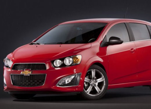 Vendite Chevrolet a + 10,9% in Europa spinte da Chevrolet Aveo e Chevrolet Spark - Foto 6 di 14