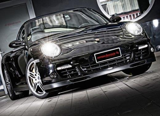 Porsche 911 Turbo con scarichi Romeo Ferraris - Foto 11 di 16