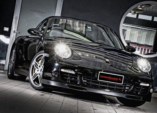 Porsche 911 Turbo con scarichi Romeo Ferraris - Foto 10 di 16