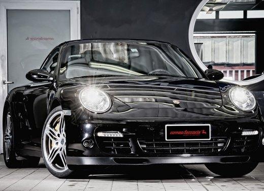 Porsche 911 Turbo con scarichi Romeo Ferraris - Foto 9 di 16