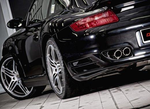 Porsche 911 Turbo con scarichi Romeo Ferraris - Foto 13 di 16